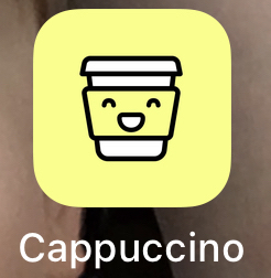 132 [Cappuccino] Une Application Indispensable